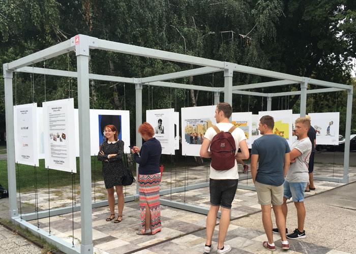 Exhibition in Bratislava opened!